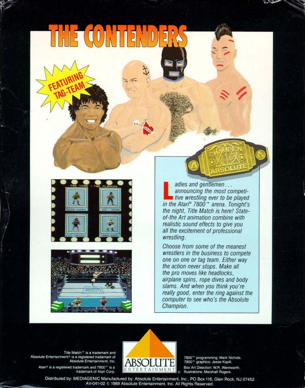 Wrestling Revolution D Exhibition Title Match : Title match pro wrestling rom