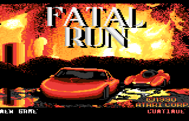 Fatal Run Screenshot