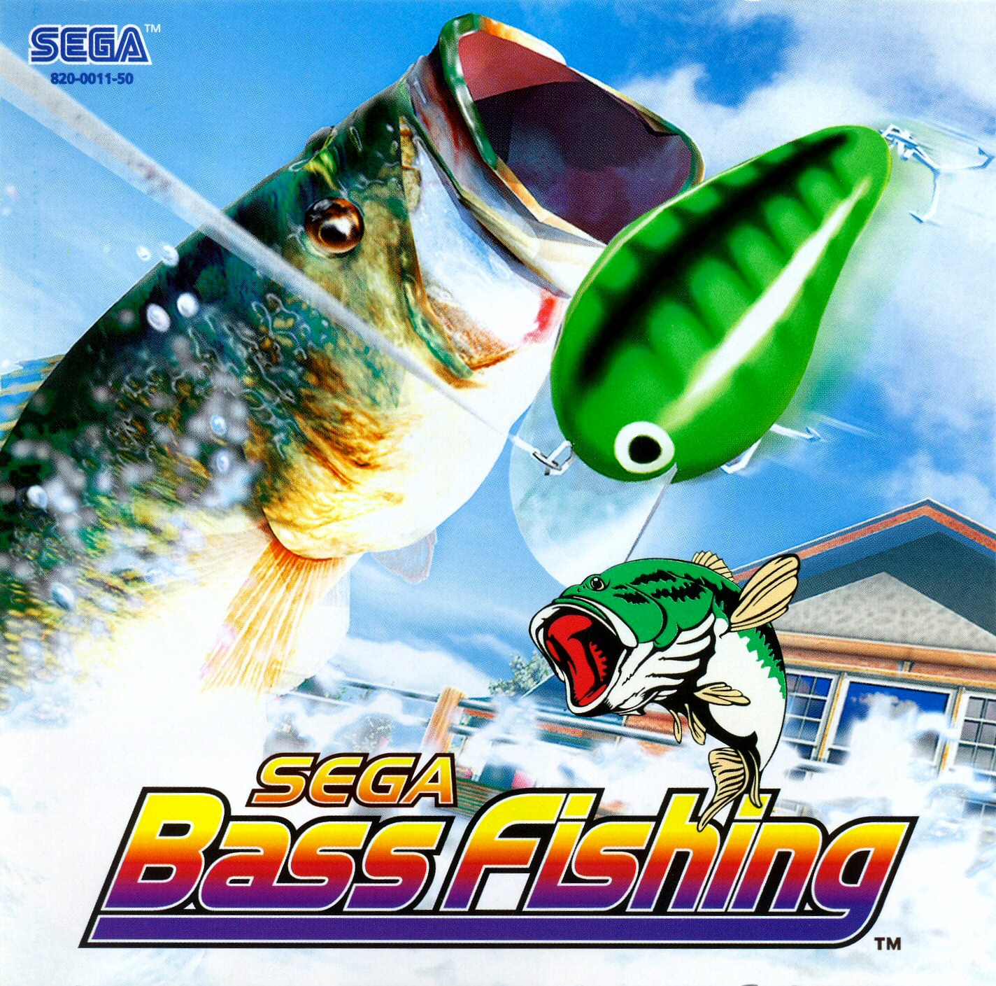 Sega bass fishing pal iso for Wii u fishing game