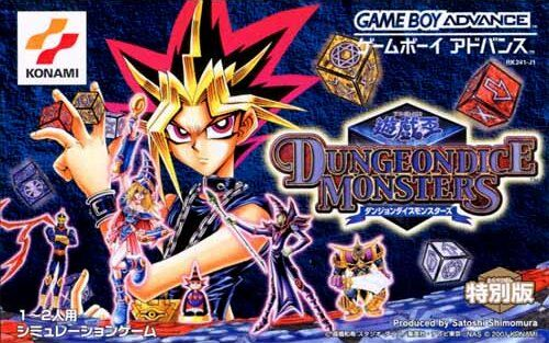Yu-Gi-Oh! Dungeon Dice Monsters - 58.8KB