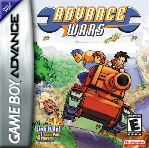 Advance Wars Dual Strike DS ROM • Download