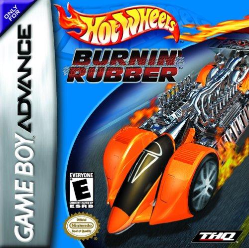 Hot Wheels Rubber Wheels Hot Wheels Burnin' Rubber