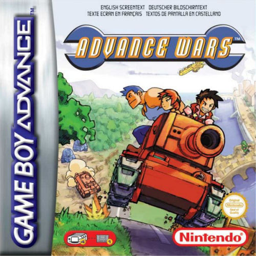 Download Advanced Wars Gba