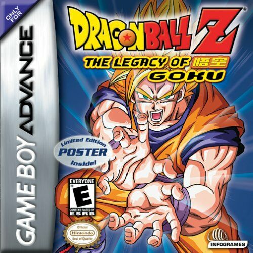 Dragon Ball Z The Legacy Of Goku U Mode7 Rom