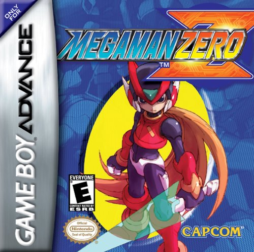 MegaMan Zero (U)(Venom) Box Art