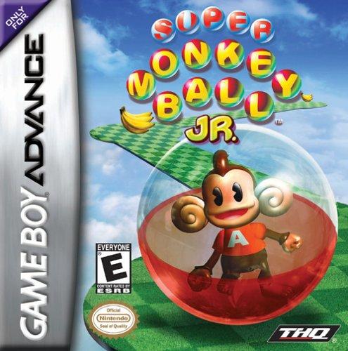Monkey Island Super Monkey Ball