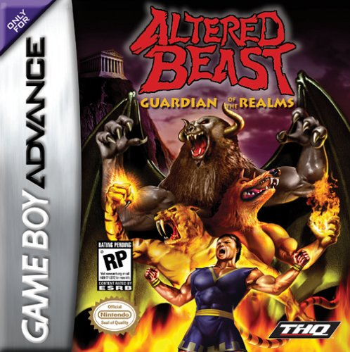 Altered beast guardian of the realms u venom rom for Altered beast