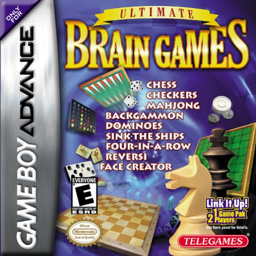Ultimate Brain Games (U)(Eurasia) ROM