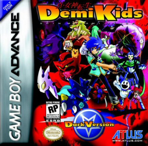 Demikids Dark Version (U)(Rising Sun) ROM