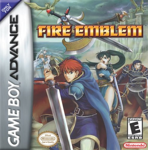 Fire Emblem (U)(Venom) Box Art