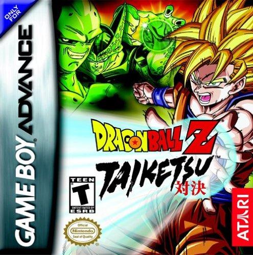 Dragon Ball Z - Taiketsu (U)(Rising Sun) Box Art