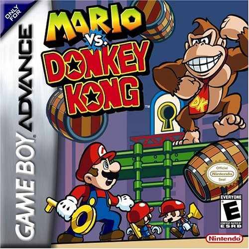 Mario Vs. Donkey Kong (U)(Venom) Box Art