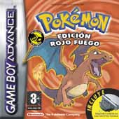 Pokemon Rojo Fuego (S)(Rising Sun) Box Art