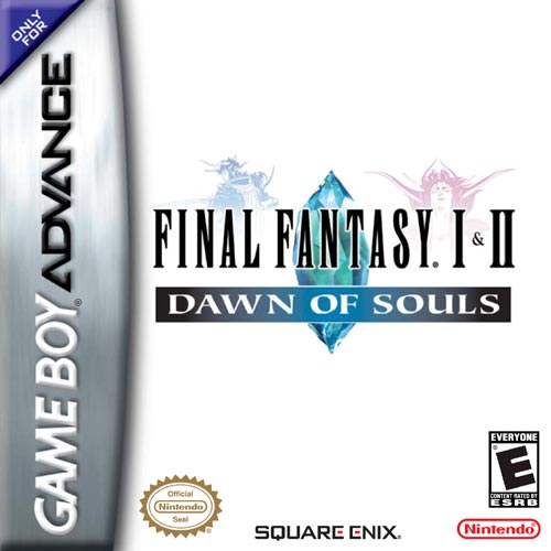 Final Fantasy I & II - Dawn of Souls (U)(Independent) Box Art