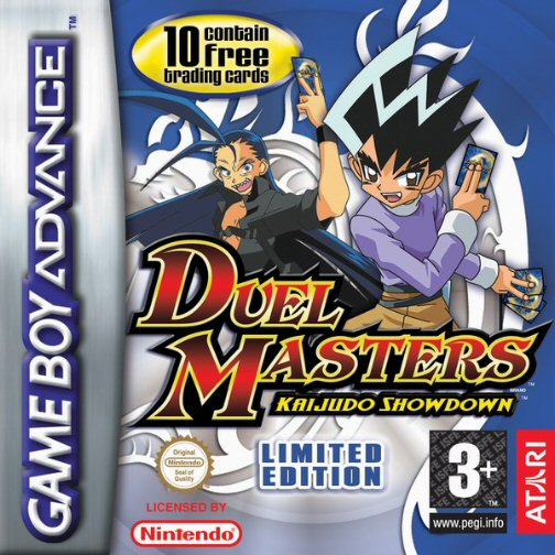 how to play duel masters card game