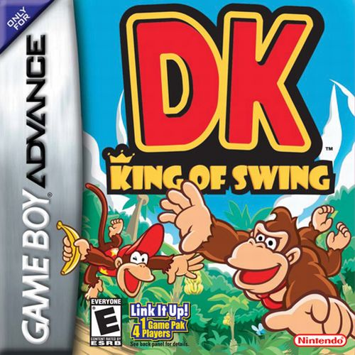 DK - King of Swing (U)(Independent) Box Art