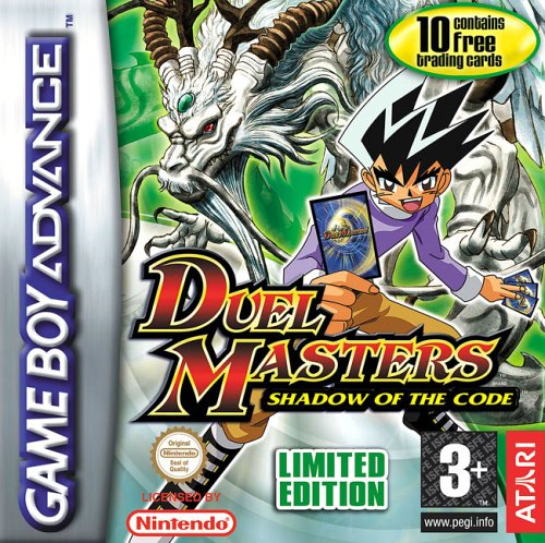 Duel Masters - Shadow Of The Code (E)(Rising Sun) Box Art