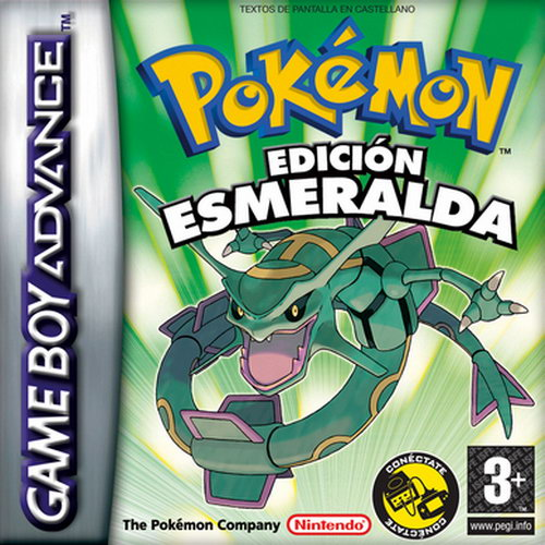 Pokemon Edicion Esmeralda (S)(Independent) Box Art