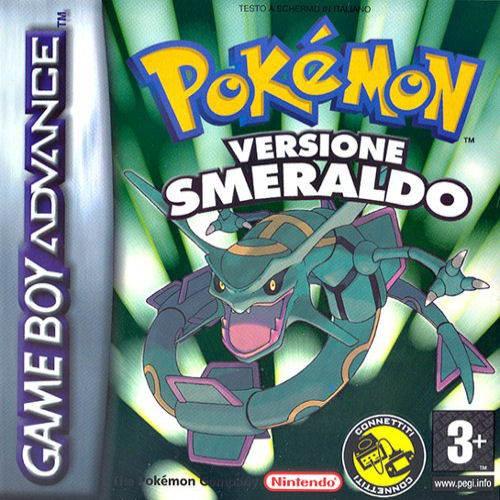 Pokemon - Versione Smeraldo (I)(Pokemon Rapers) Box Art