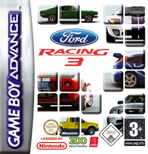 Ford Racing 3 (E)(sUppLeX) Box Art