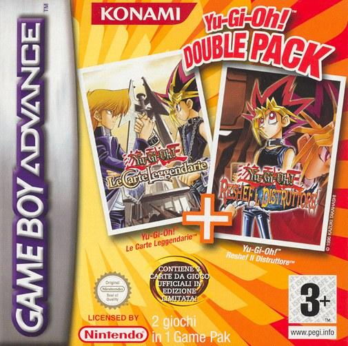 Yu-Gi-Oh! Double Pack (E)(sUppLeX) ROM