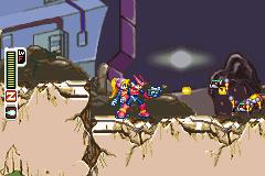 MegaMan Zero (U)(Venom) Snapshot
