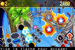 Sonic Pinball Party (U)(Venom) Snapshot