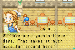 Harvest Moon - Friends of Mineral Town (E)(GBA) Snapshot
