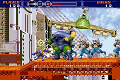 Gunstar Super Heroes (U)(Trashman) Snapshot