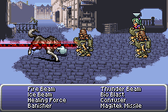 Final Fantasy VI Advance (U)(Xenophobia) Snapshot