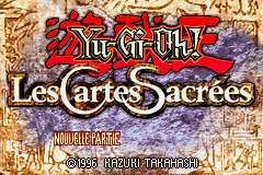 2 in 1 - Yu-Gi-Oh! Double Pack (E)(sUppLeX) Title Screen