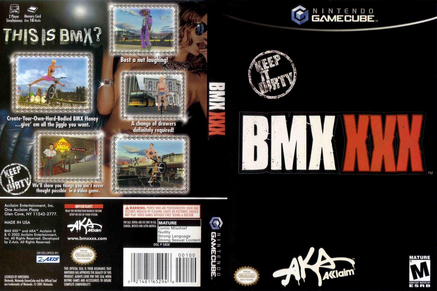 [Image: BMX%20XXX.jpg]