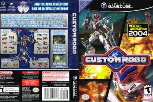 Custom Robo Cover - Click for full size image