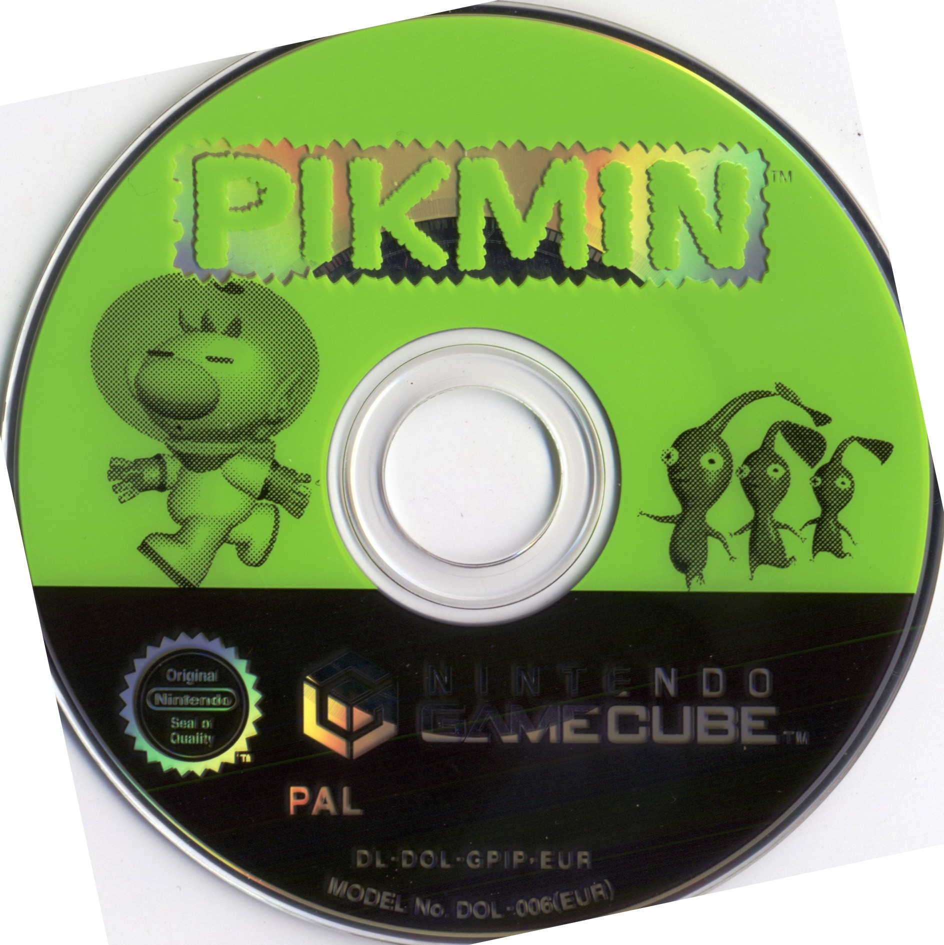 Pikmin Iso