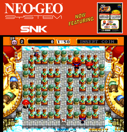 Neo Bomberman ROM