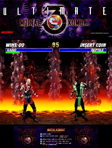 ultimate emulator machine