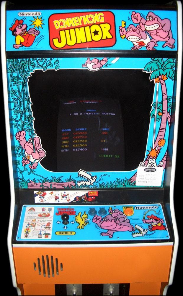 donkey kong arcade rom