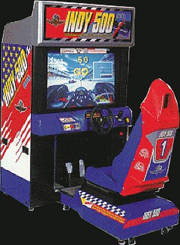 borne arcade indy 500