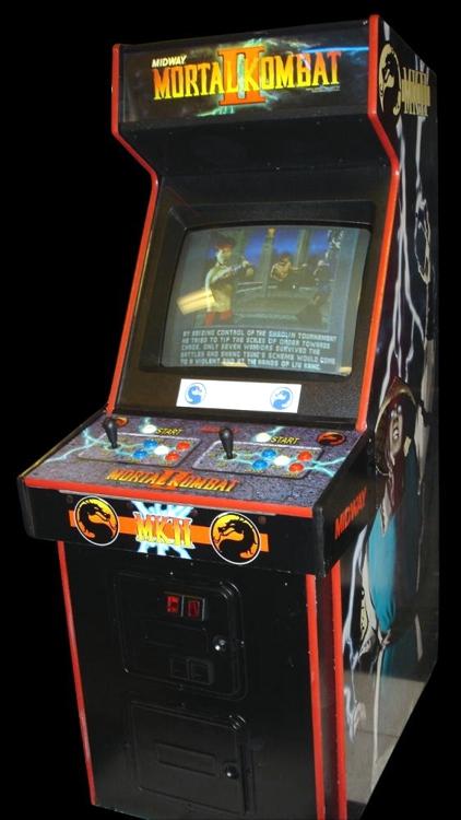 Mortal Kombat Ii Rev L3 1 Rom