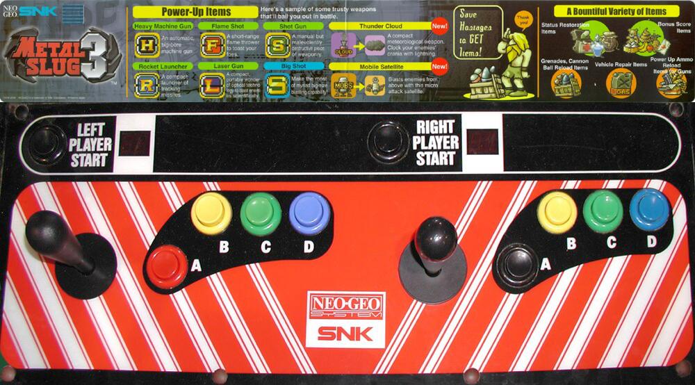 Metal Slug 3 ROM < NeoGeo ROMs | Emuparadise