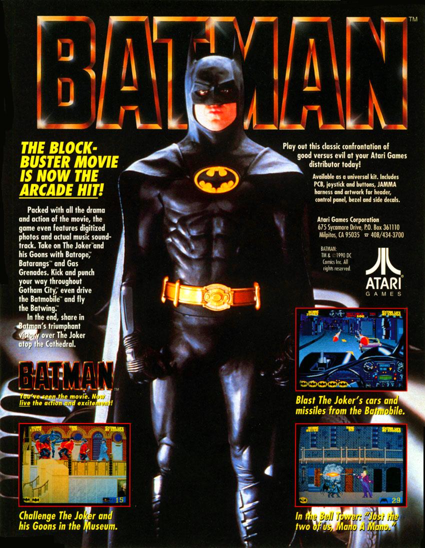 Batman Rom