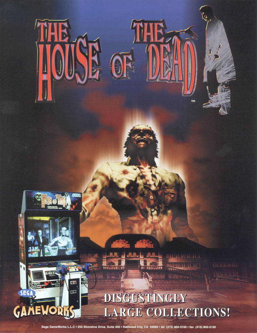 House of the dead rom for Housse of the dead