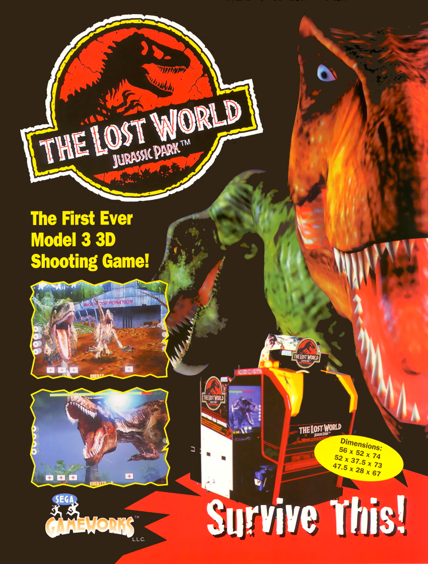 The Lost World ROM