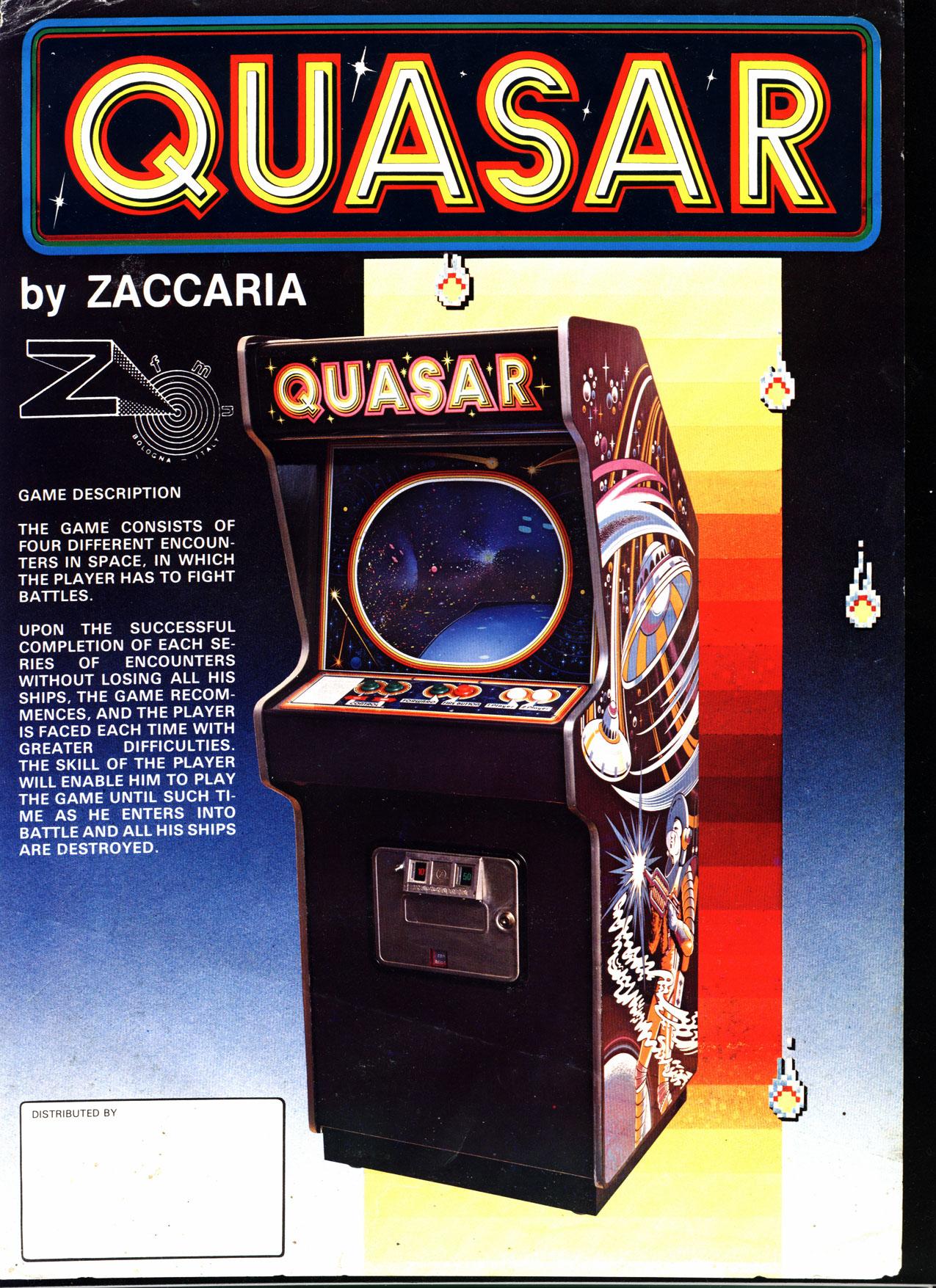 Quasar Game
