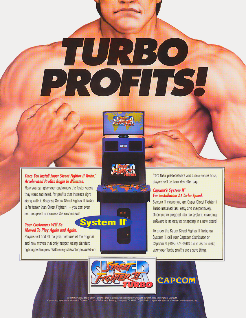 Super Street Fighter Ii Turbo Usa 940323 Rom