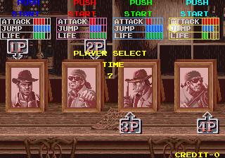 select screen