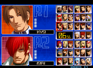 Download the ps3 match unlimited of 2002 king fighters