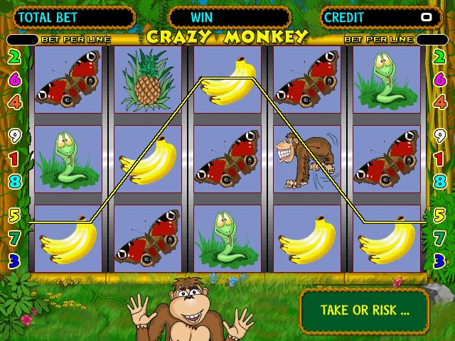 Играть в игровые автоматы бесплатно крейзи фрукт