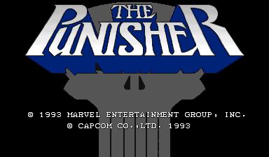 The Punisher World 930422 Rom