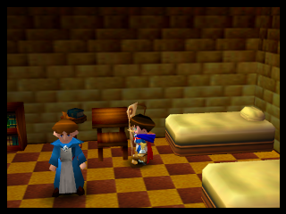 Quest 64 (USA) In game screenshot